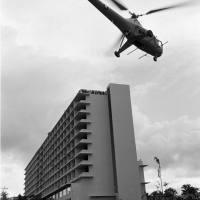Hotel Panamá, 1951
