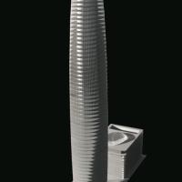 La torre y el relleno