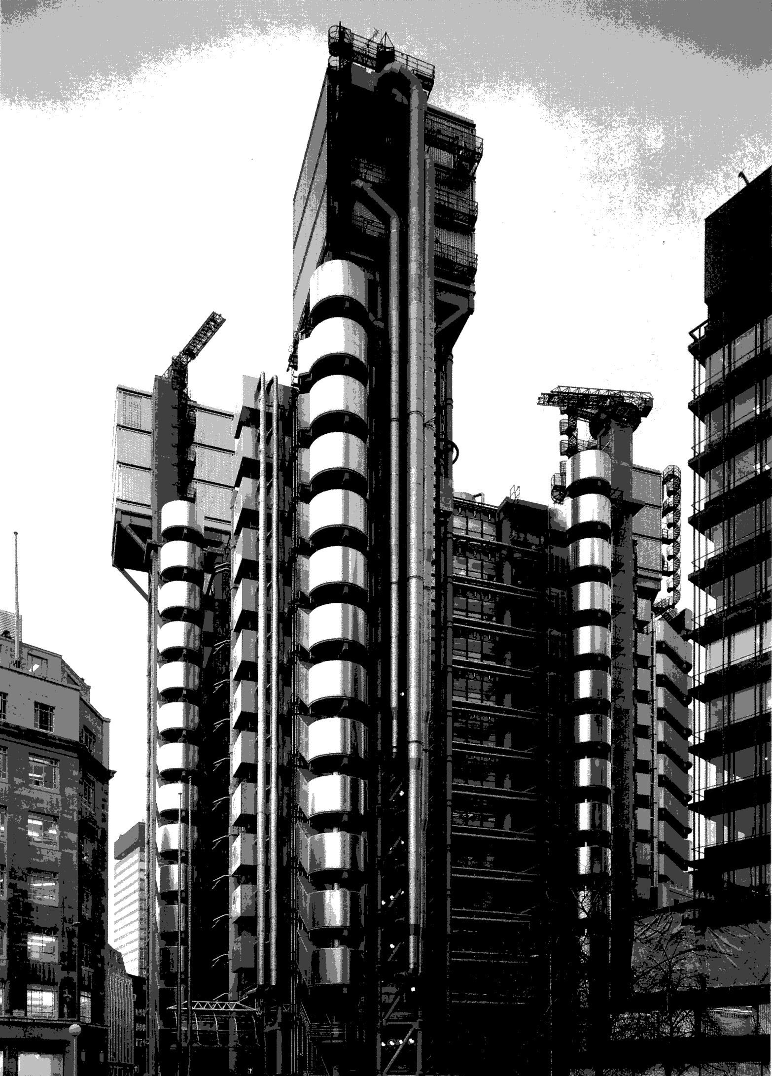 Arquitectura de panam 1976 2000 arquitectura en el mundo for High tech arquitectura