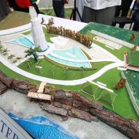 Los Planos del Parque de Paitilla de PAN