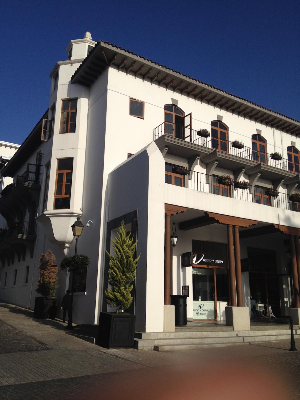 Bienvenidos a ciudad cayal arquitecto paname o - Pintado de fachadas ...