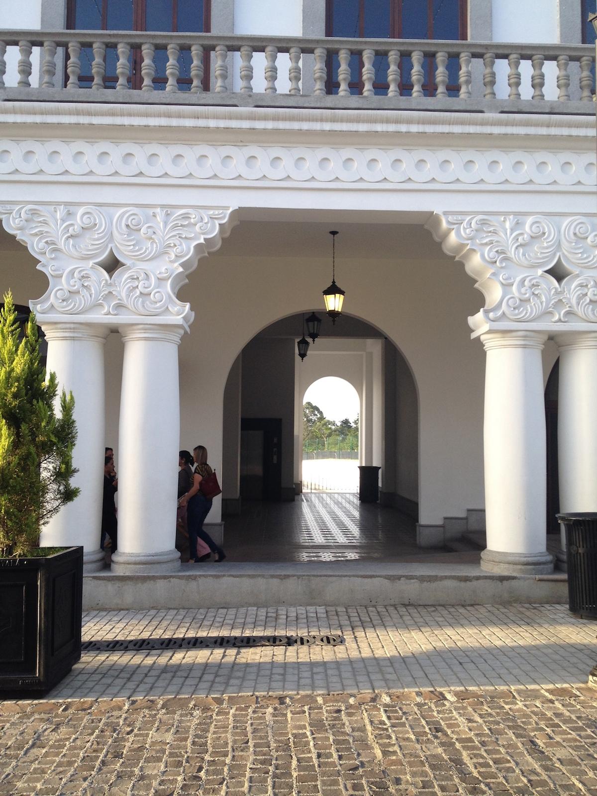 Bienvenidos a ciudad cayal arquitecto paname o Casas griegas antiguas