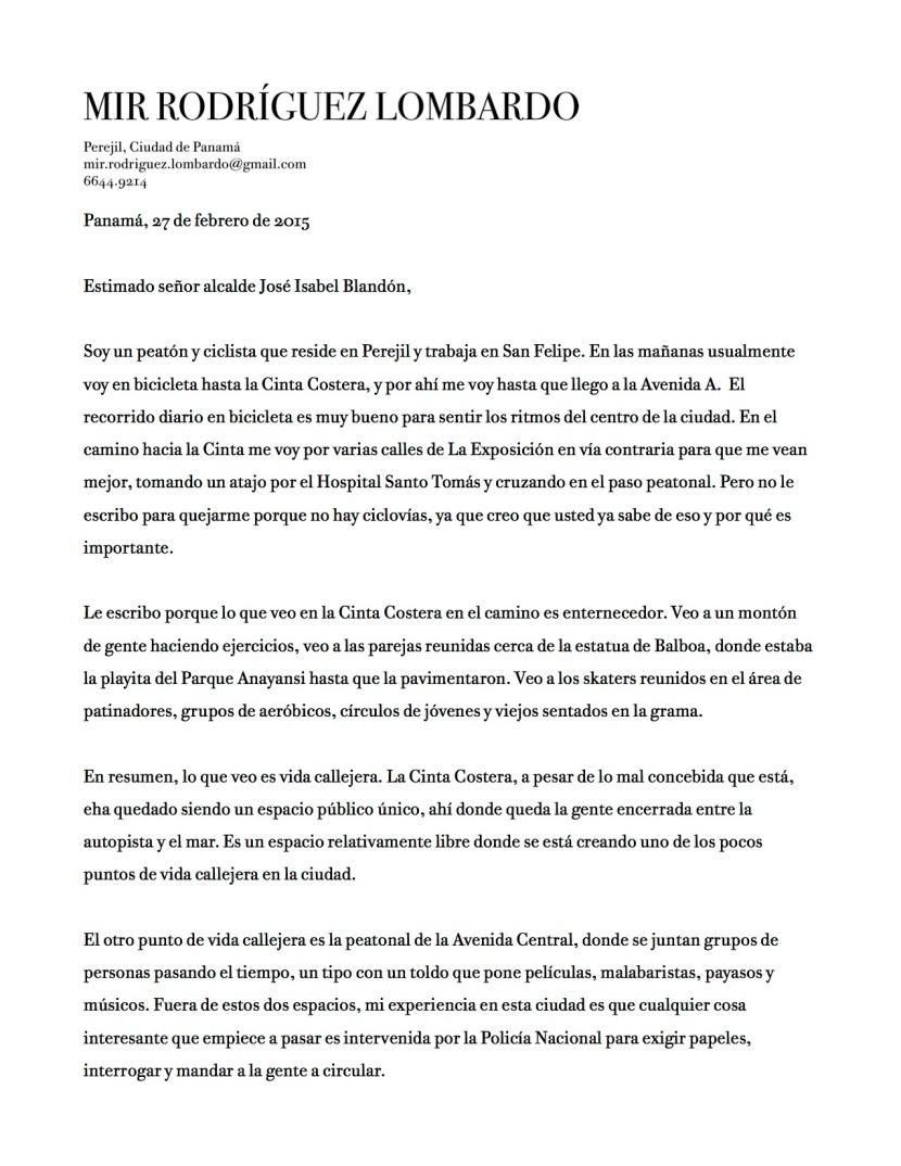 carta al alcalde mir rodriguez 1