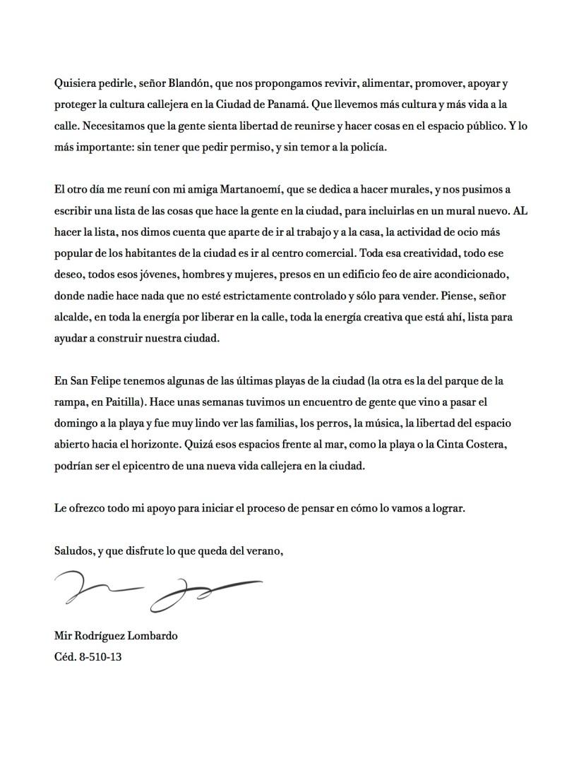 carta al alcalde mir rodriguez 2